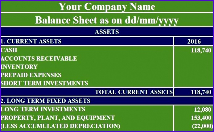 another name for balance sheet balance sheet excel template balance sheet definition business 694428