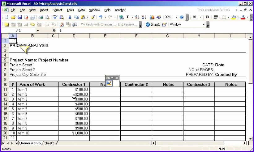 Excel Worksheet Templates 821492