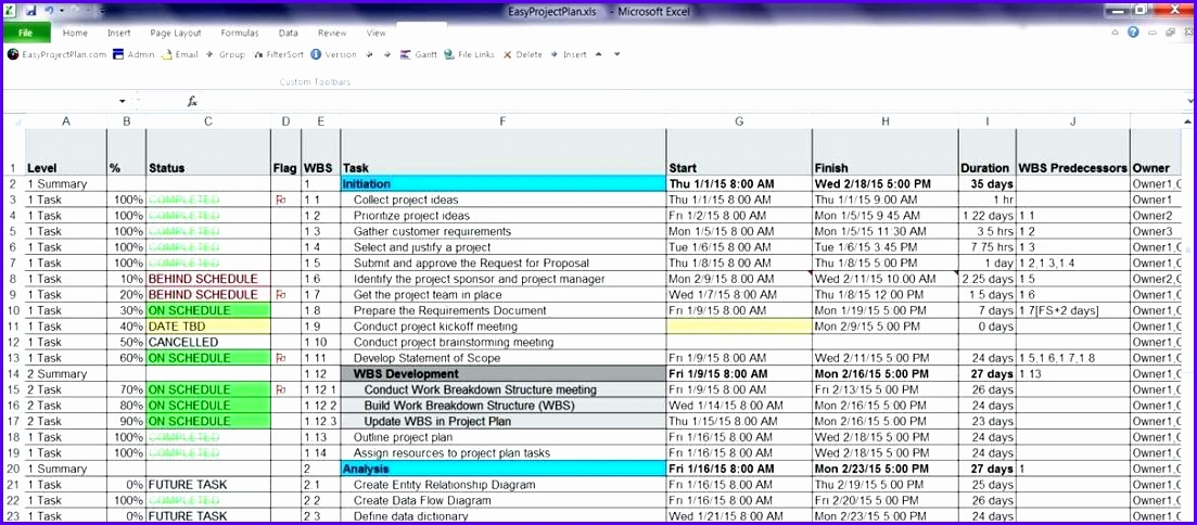 Example Free Schedule Template Excel Efuay Unique Template Project Plan Excel Project Plan Template Excel Free 1213527