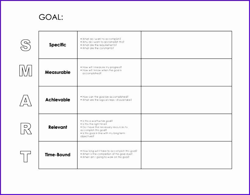 12 goals template excel exceltemplates exceltemplates for Goals and objectives template excel