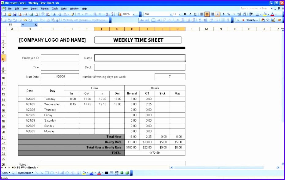 12 loan payment schedule excel template