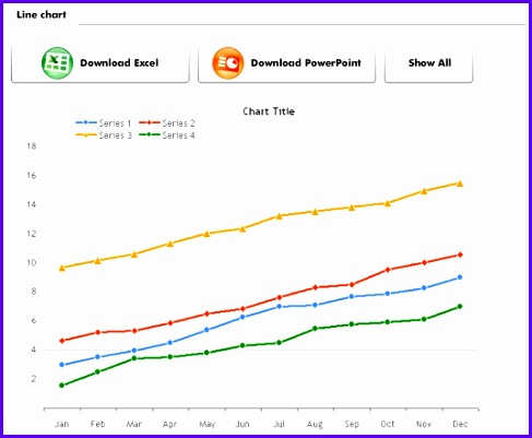 Excel Graph Chart Templates 487401