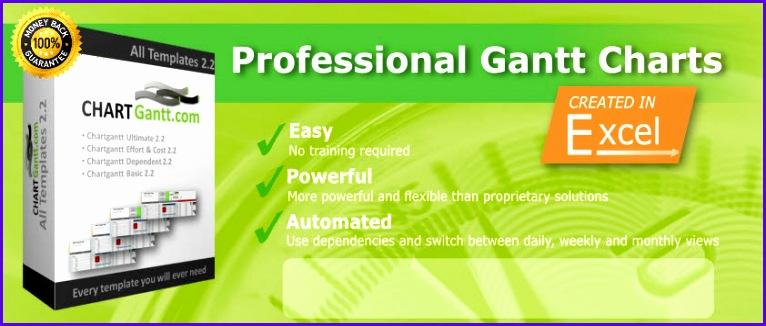 Excel Gantt Chart Template 766326