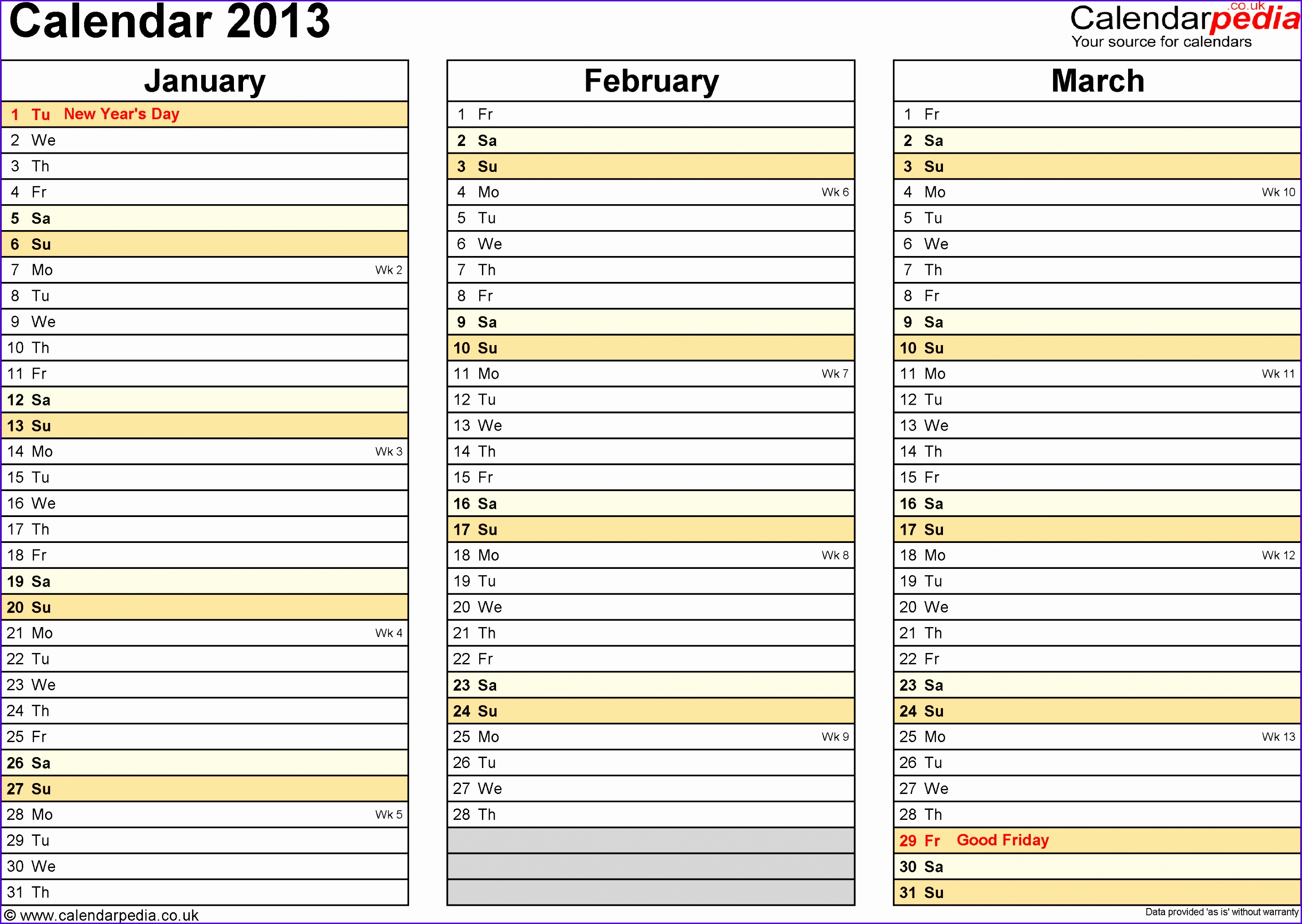 Example Quarterly Calendar Template Excel N4wuf New Calendars Excel 2013  Twentyeandi 31442209