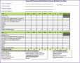 8 Sales forecast Template Excel