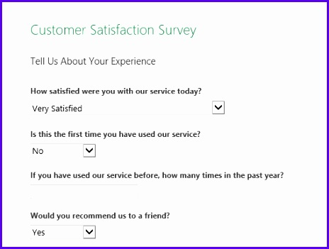 Example Service Template Excel Lcvzl Luxury Surveys Fice 510382