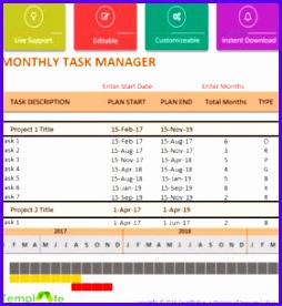 Example Task List Excel Template Nstsz Inspirational Excel todo List Madrat 280300