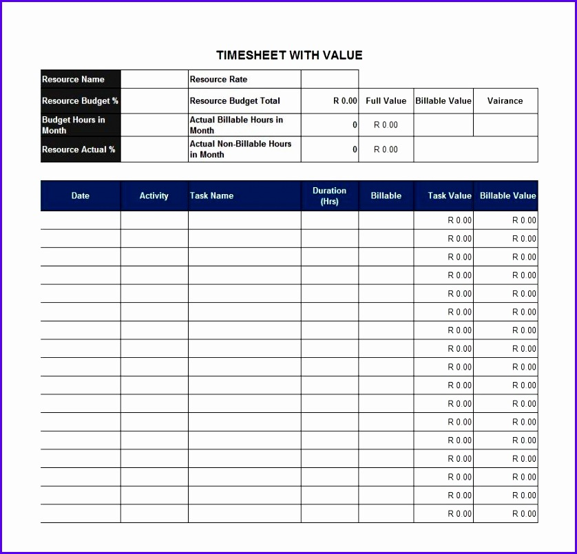 Example Time Sheets Template Excel Etud3 Elegant 40 Free Timesheet Time Card Templates Template Lab 921876