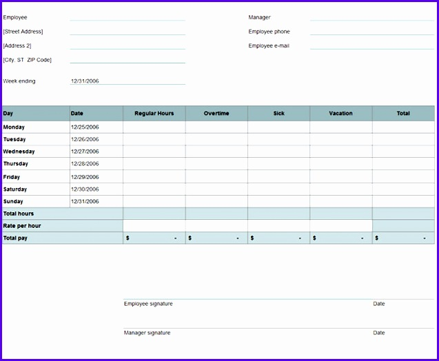 Example Time Sheets Template Excel Icdow Fresh 39 Timesheet Templates Free Sample Example format Free Excel 700570