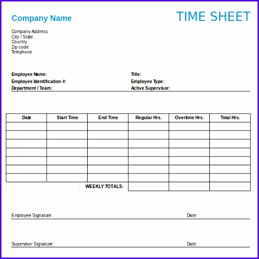 Example Time Sheets Template Excel Xhgoh Lovely Weekly Timesheet Template Excel Free Download 585580