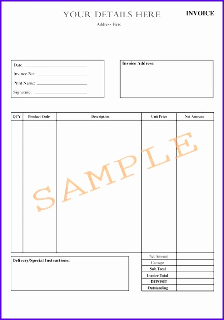 uk invoice template invoice template uk microsoft word uk invoice template 455650