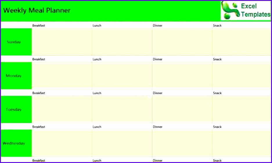 Example Weekly Planner Template Excel Ecyse Unique Weekly Planner Word Madrat 1030610