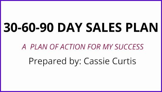 30 60 90 Day Sales Plan Template Prezi Format Download 532302