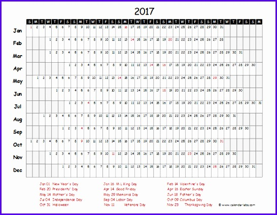 Examples Download Excel Calendar Template Sedad New 2017 Excel Calendar Project Timeline Free Printable Templates 600463