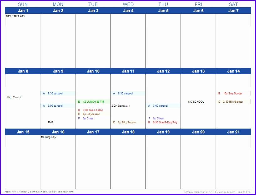 Examples Excel Calendar Template Weekly Jbsdf Best Of Weekly Calendar Template for Excel 898680