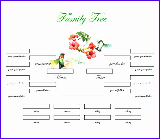 Examples Excel Template Family Tree Odlek Inspirational Free Family Tree Template Word Doc Madrat 585504
