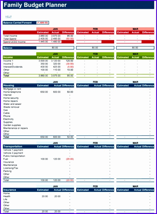 Examples Excel Template Sheet Fdecb Inspirational Family Bud Planner Free Bud Spreadsheet for Excel 600812