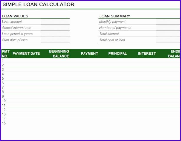 Loan calculator Excel · Weekly employee shift schedule 614478