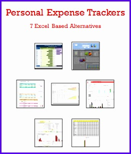 Download Personal Expense Tracker Free Excel Templates 262309