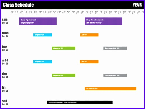 Examples School Timetable Template Excel Wdiuf Awesome Class Schedule by Time Fice Templates 510382
