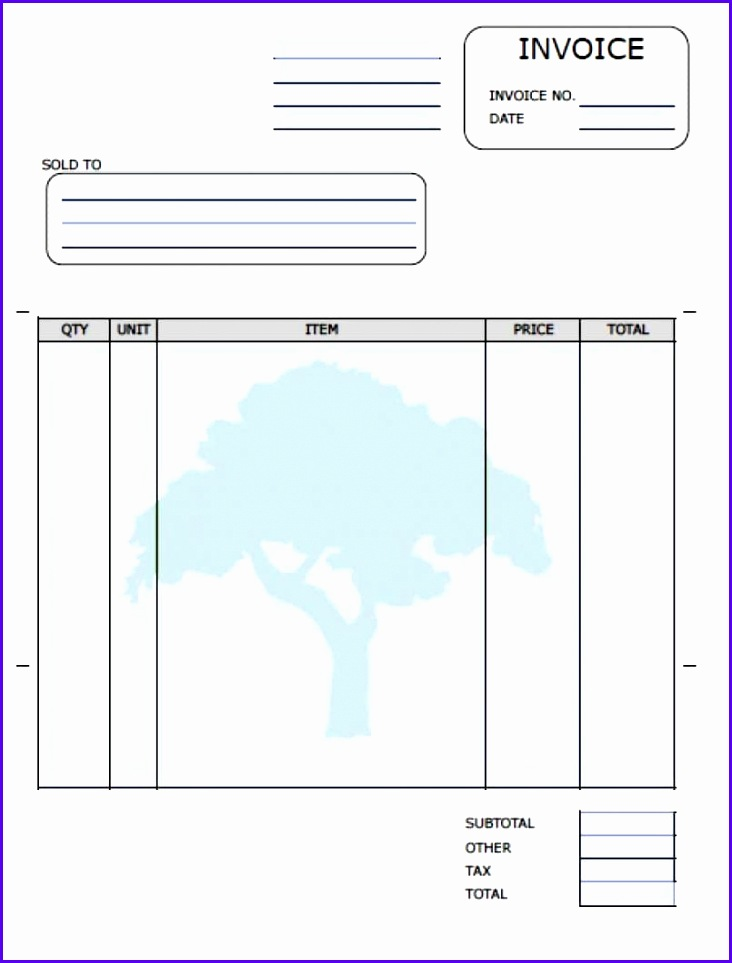 Examples Service Template Excel Bwxqz Lovely Template Free Landscaping Lawn Care Service Invoice Template Excel 8051047
