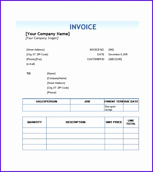 Service Invoice Templates 11 Free Word Excel Pdf Format Free Service Invoice Template 532598