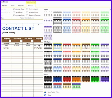 Examples Table Templates Excel Hzqhg New theme Enabled Excel Templates 400346