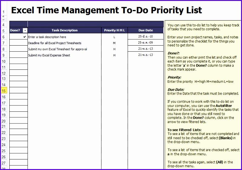 excel checklist template 800563