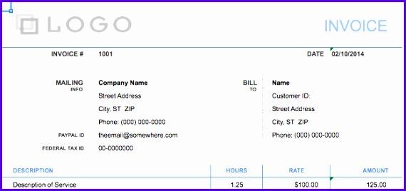 spreadsheets invoice 1 570268