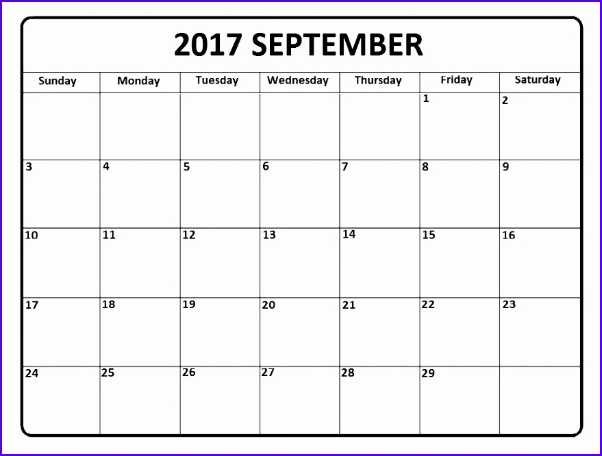 Sample Excel Blank Calendar Template Nultg Luxury Excel Calendar 2017 Template Blank Calendar Template Calendar 966724