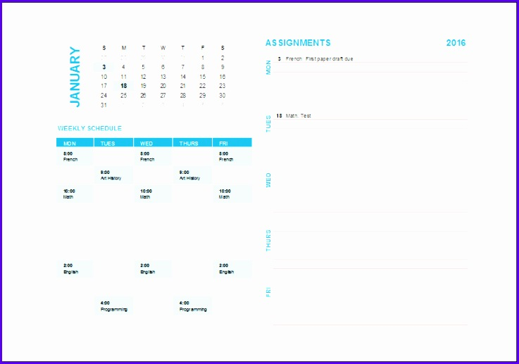 Sample Excel Calendar Template Weekly Fdjlj Fresh Ms Excel Weekly Task Planning Calendar Template 810563