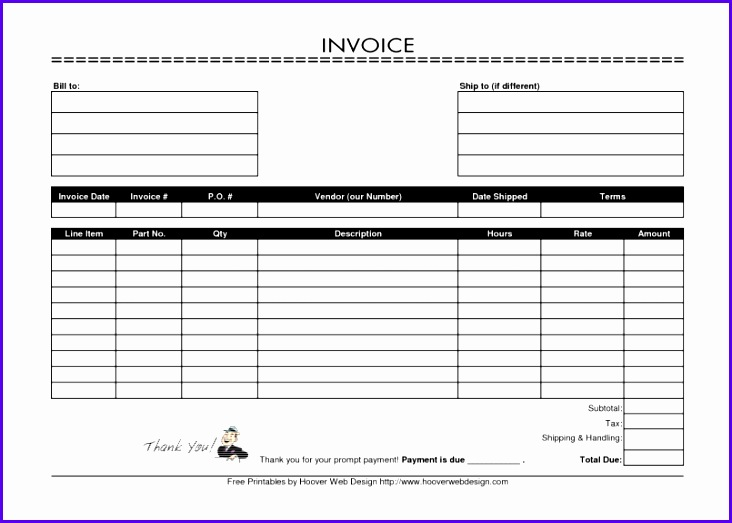 Sample Excel form Templates Free Wbgak Awesome Template Free Printable Invoice form Template Resume Templates 805569