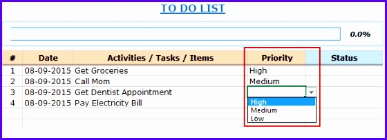 Sample Excel to Do Templates D3szo Lovely Excel to Do List Template Free Download 616221