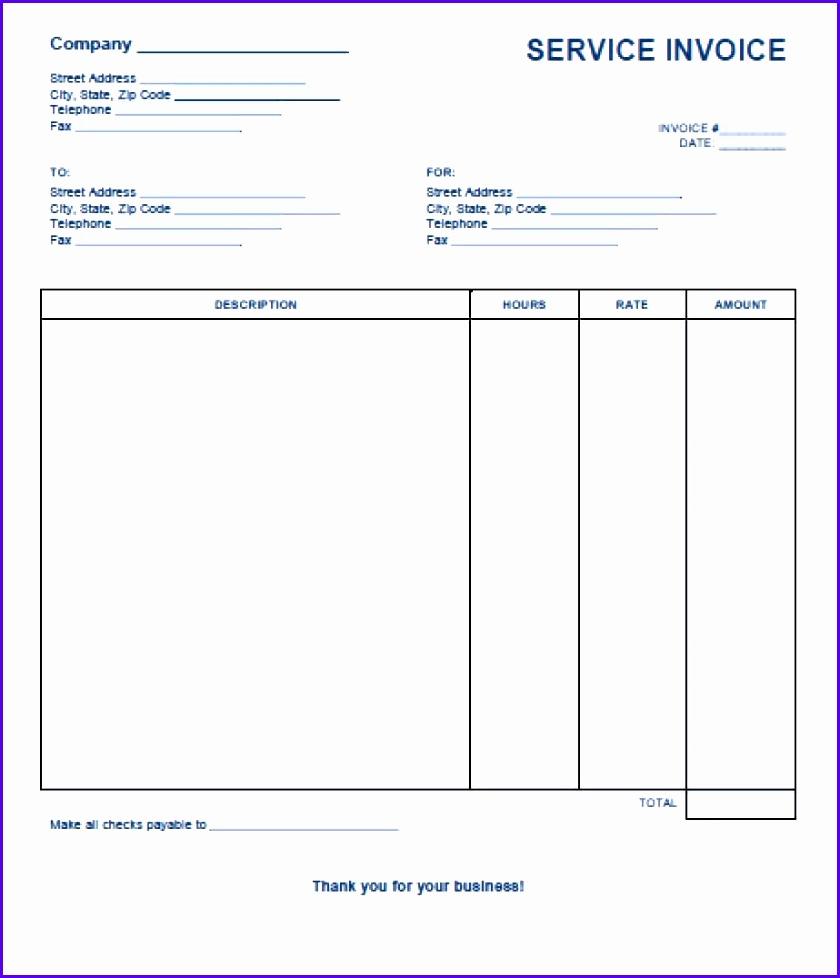 service invoice template adobe pdf microsoft word 840978
