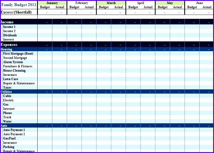 Excel Template Personal Bud Personal Bud 740530