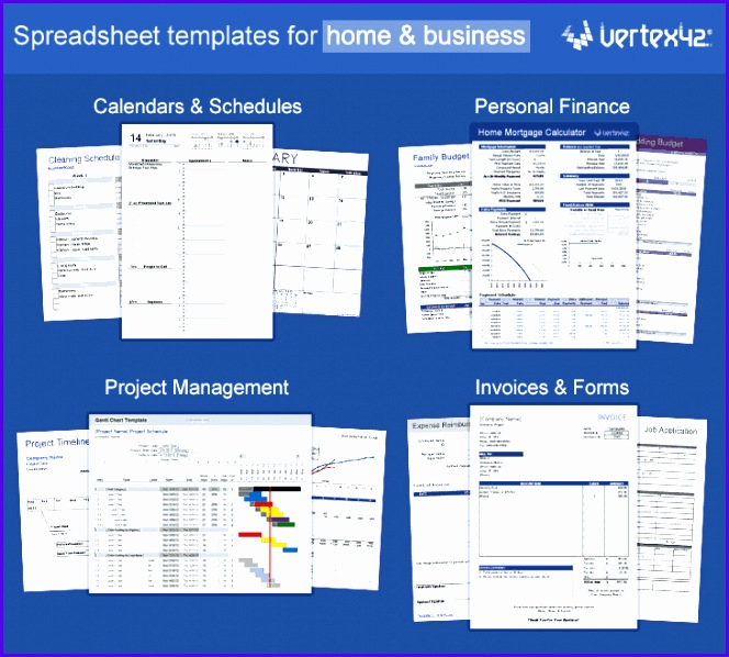 Sample Simple Excel Templates Ecvgu New Excel Templates Calendars Calculators and Spreadsheets 730650