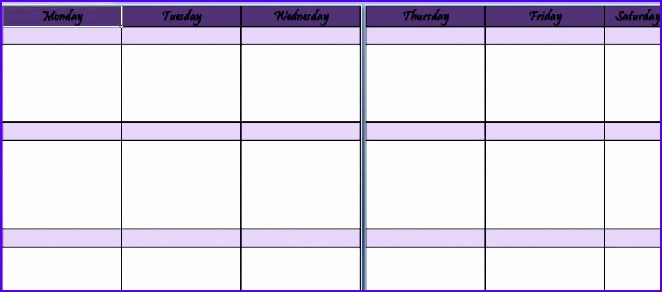 Sample Weekly Planner Template Excel Barcq Inspirational Weekly Planner Excel Template Download Templates Collections 1024447