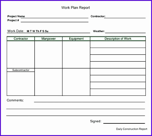 daily work plan template work plan template free documents for word excel daily work plan 527474