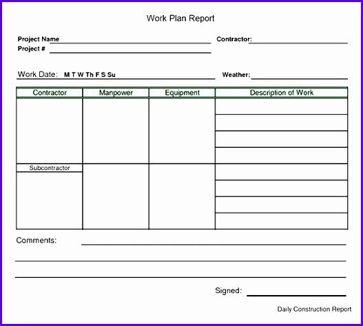 Sample Work Plan Template Excel Free Ntoix Inspirational Daily Work Plan  Template Daily Work Plan Template